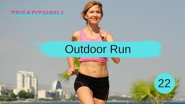 Outdoor Episode 22 (Coach Lindsay)