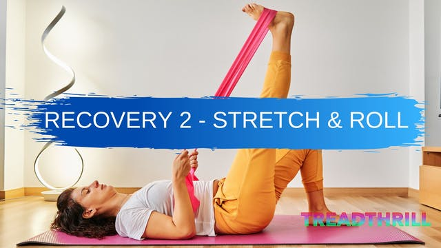 Recovery Routine: Stretch and Roll 2