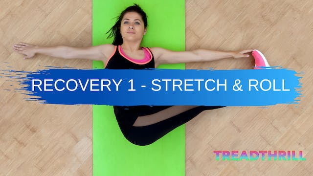 Recovery Routine: Stretch and Roll 1