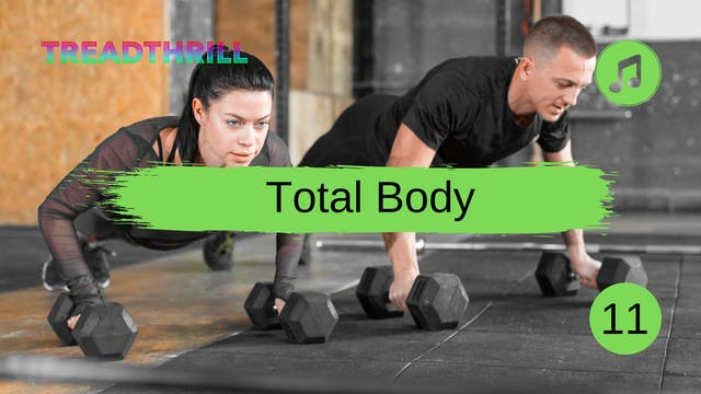Strength Choreo Workout 11