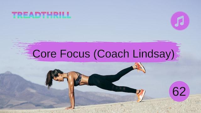 Strength Choreo Workout 62 (Coach Lindsay)