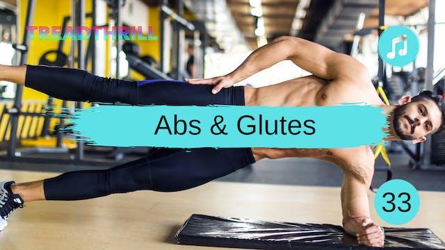 Strength Choreo Workout 33 (Abs + Glu...