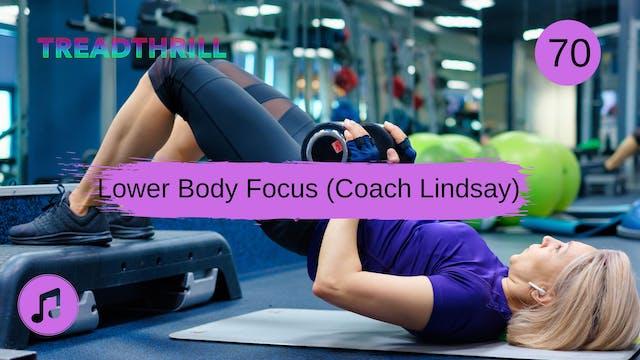 Strength Choreo Workout 70 (Coach Lin...
