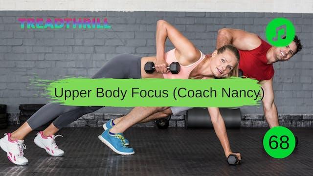 Strength Choreo Workout 68 (Coach Nancy)