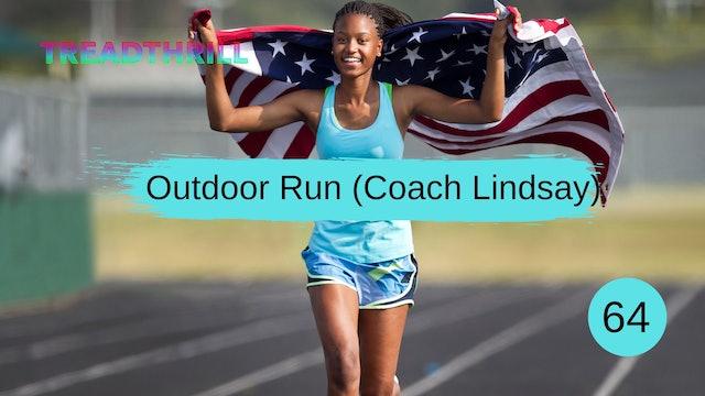 Outdoor Run 64 (Coach Lindsay)