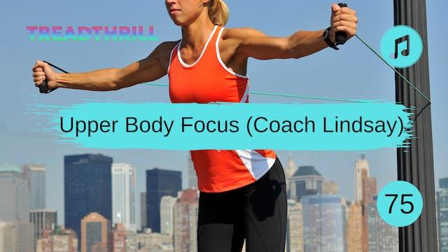 Strength Choreo Workout 75 (Coach Lin...