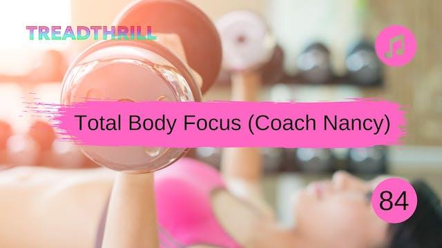Strength Choreo Workout 84 (Coach Nan...