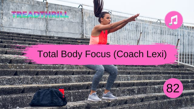 Strength Choreo Workout 82 (Coach Lexi)