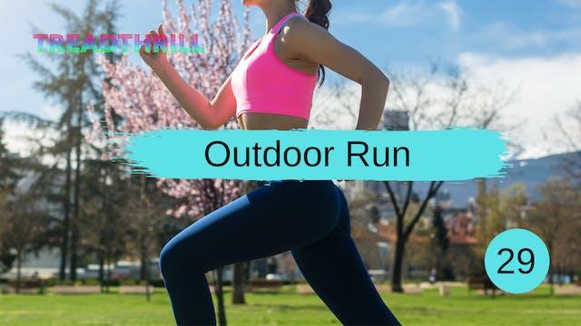 Outdoor Episode 29 (Coach Lindsay)