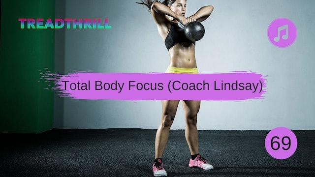 Strength Choreo Workout 69 (Coach Lindsay)