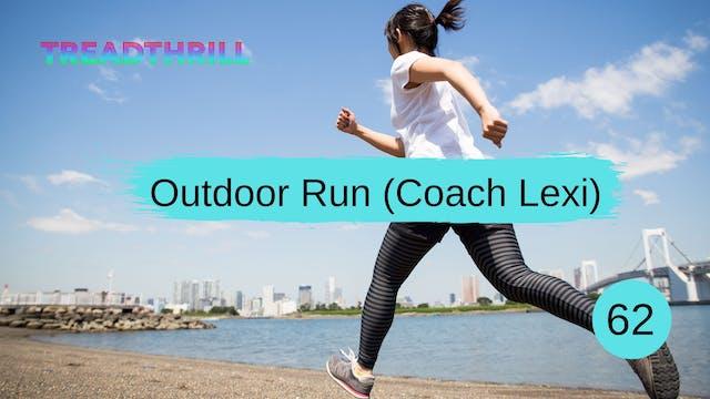 Outdoor Run 62 (Coach Lexi)