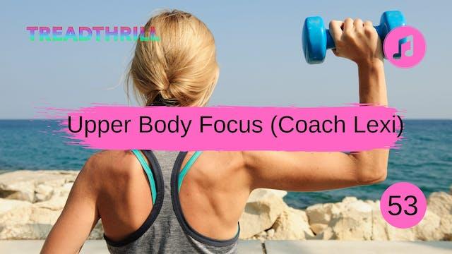 Strength Choreo Workout 53 (Coach Lexi)