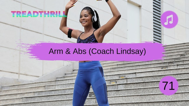 Strength Choreo Workout 71 (Coach Lindsay!)