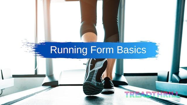 Running Form Basics