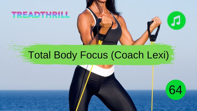 Strength Choreo Workout 64 (Coach Lexi)
