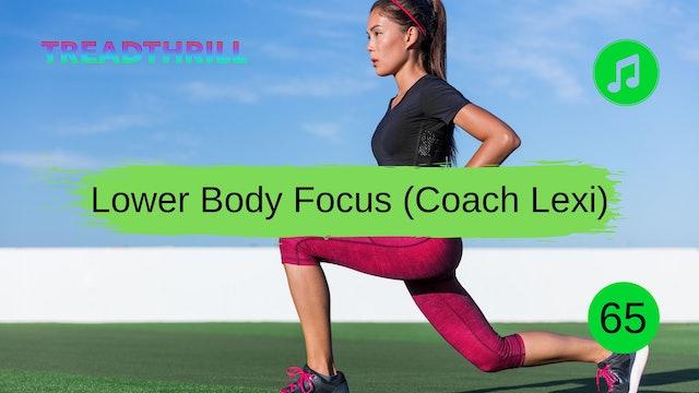 Strength Choreo Workout 65 (Coach Lexi)