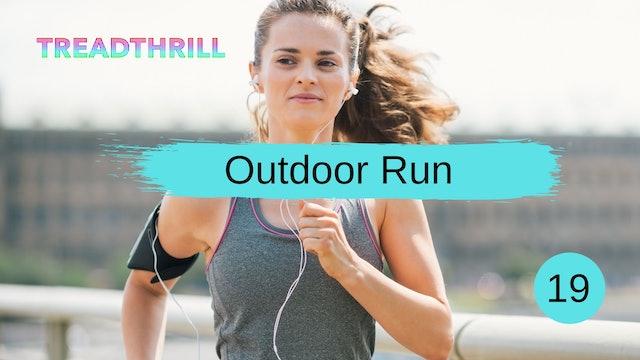 Outdoor Episode 19 (Strength + Run)