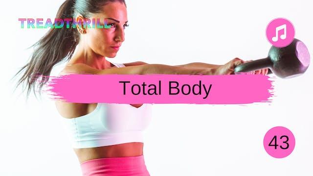 Strength Choreo Workout 43