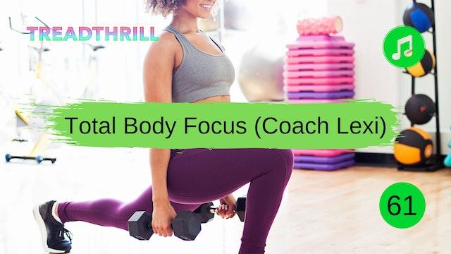 Strength Choreo Workout 61 (Coach Lexi)