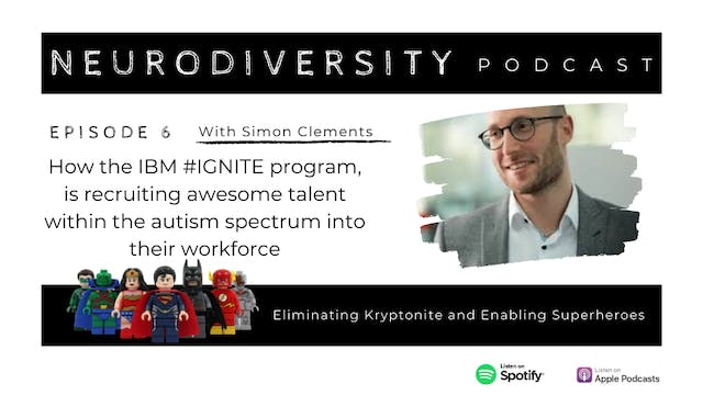 Recruiting Talent within the Autism S...