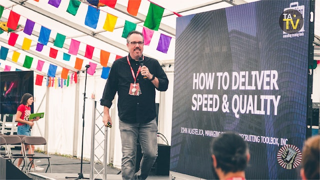 How to give Hiring Managers What They Really Want, Speed and Quality