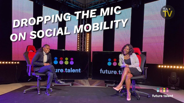 Dropping the Mic on Social Mobility