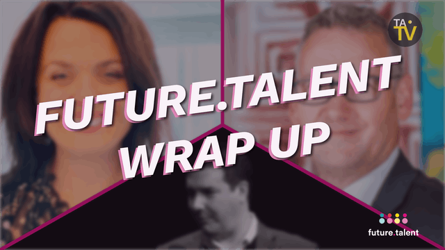 Future.Talent - Wrapped Up!
