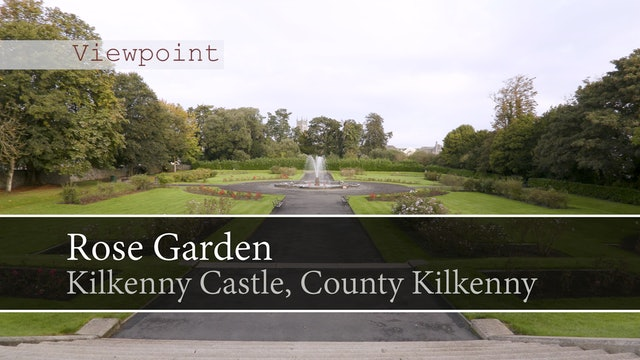 Rose Garden, Kilkenny Castle, County Kilkenny