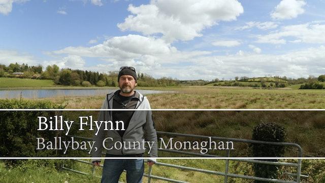 Billy Flynn, Ballybay, County Monaghan
