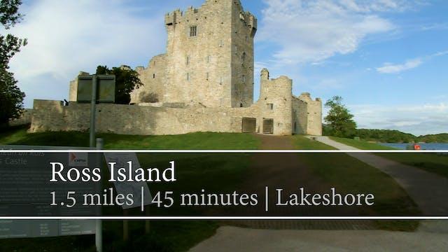 Ross Island, Killarney National Park,...