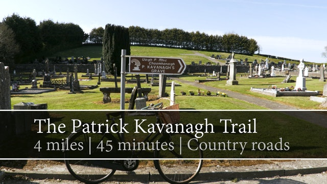 The Patrick Kavanagh Trail, Inniskeen, County Monaghan