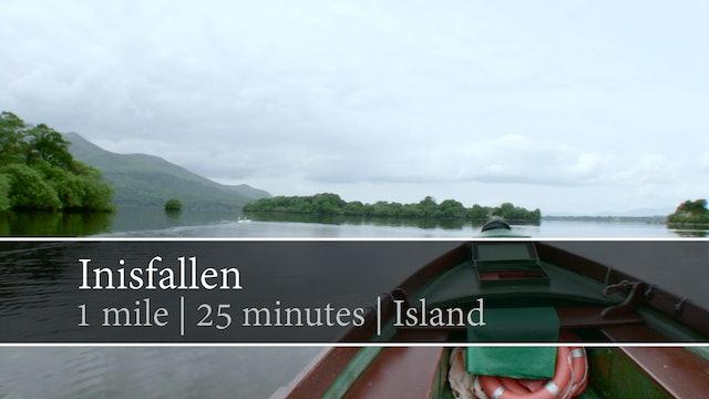 Inisfallen, Killarney National Park, County Kerry