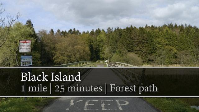 Black Island, Castleblayney, County Monaghan