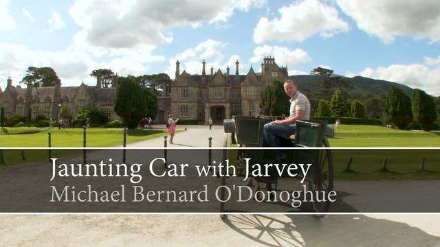 Jaunting Car, Killarney National Park...