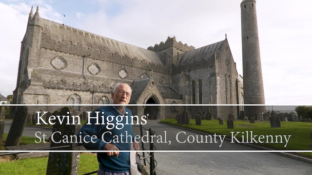 Introduction by Kevin Higgins, County Kilkenny
