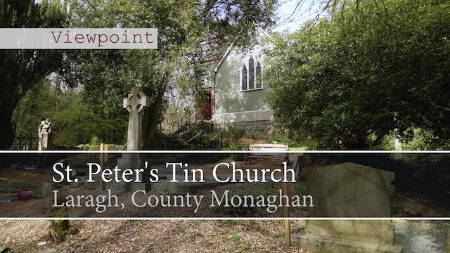 St. Peter's Tin Church, Laragh, County Monaghan