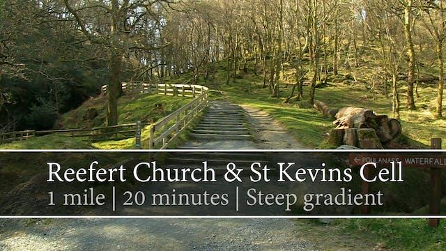 Reefert Church & St Kevins Cell, Glen...
