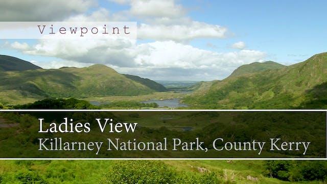 Ladies View, Killarney National Park,...