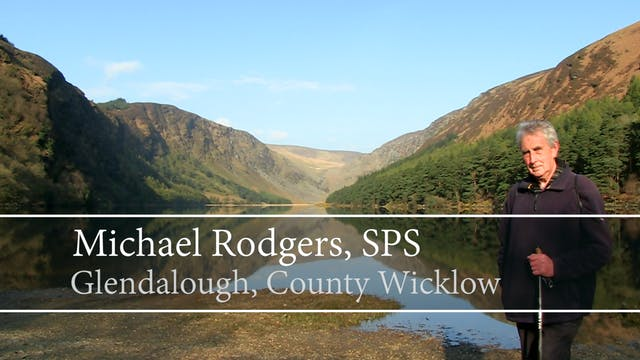 The Valley of Glendalough, County Wicklow