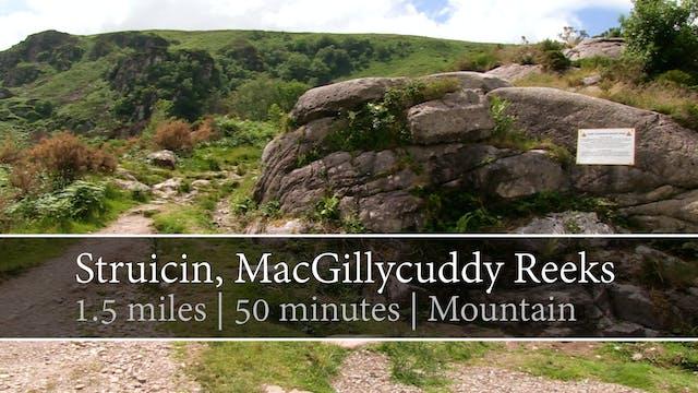 Struicin, MacGillycuddy Reeks, County...