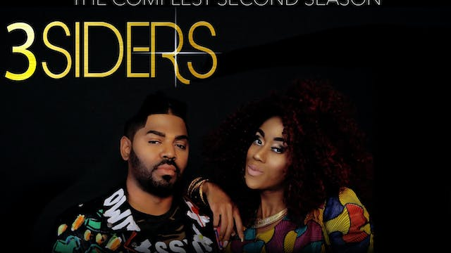 #3SIDERS The Complete Second Season
