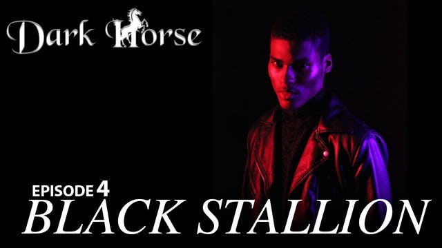 "Dark Horse Episode 4 ""Black Stallion"""