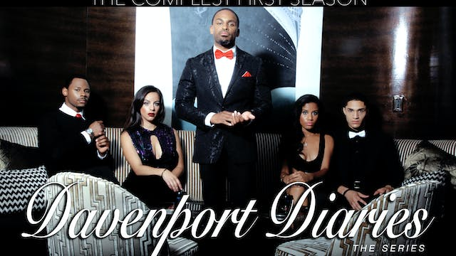 Davenport Diaries The Complete Season 1