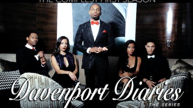 Davenport Diaries The Complete Season 1