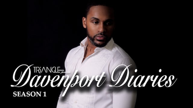 Davenport Diaries The Series