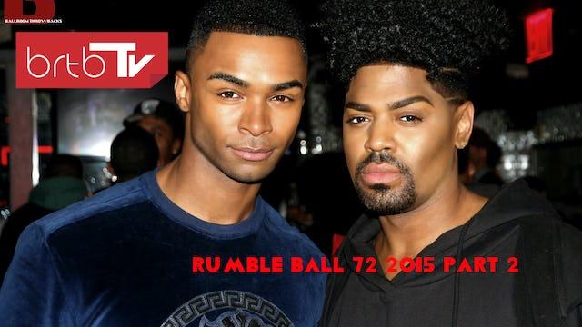 RUMBLE BALL 72 2015  PART 2