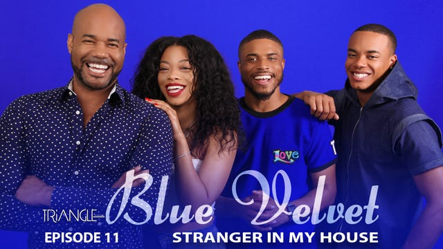 "Triangle Blue Velvet Episode 11 ""Stranger in my House"""