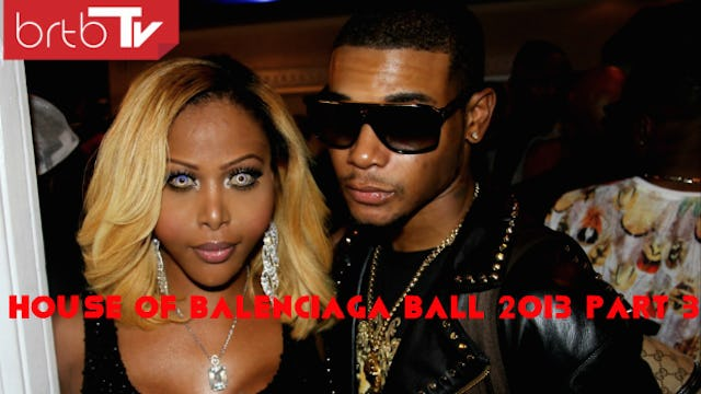 HOUSE OF BALENCIAGA BALL 2013 PART 3