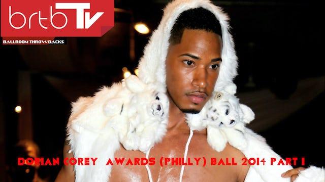 DORIAN COREY AWARDS BALL (PHILLY) 2014 PART 1