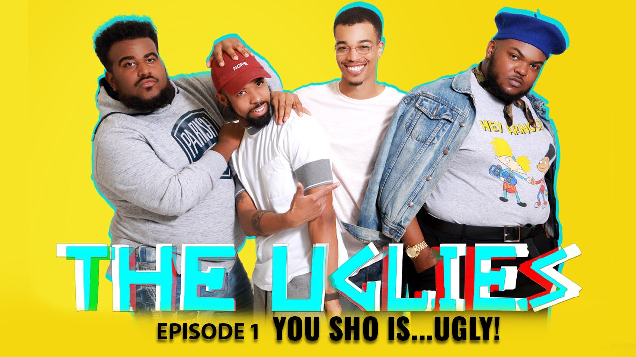 "The Uglies Season 1 Episode 1 ""You Sho is ...Ugly"""